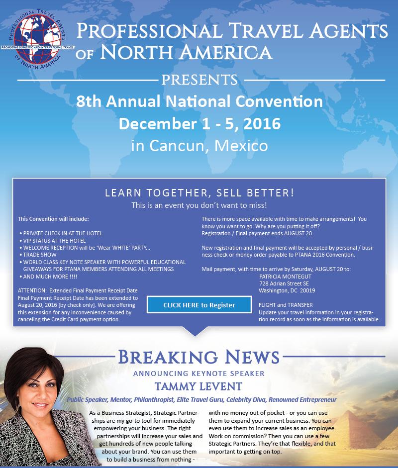 PTANA Conference