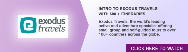 webinar introduction to exodus travels