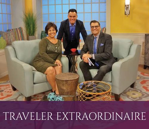 traveler extraordinaire